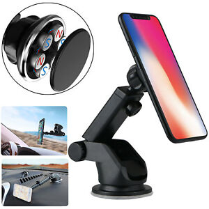 Magnetic-Car-Mount-Holder-Windshield-Dashboard-Suction-Stand-For-Cell-Phone-GPS