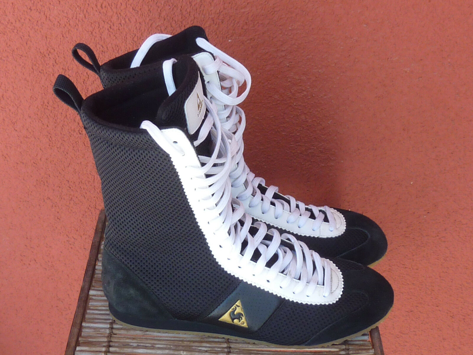 CHAUSSURE BASKET PUMA WALLIS HIGH taille 38 US 5.5 JP 23.5 montante BLACK best-selling model of the brand