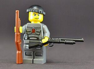 Black 5 Pack Brickarms Modern Comabat Helmet for Lego Minifigures
