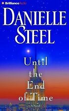 Until the End of Time by Danielle Steel (2016, CD, Abridged)