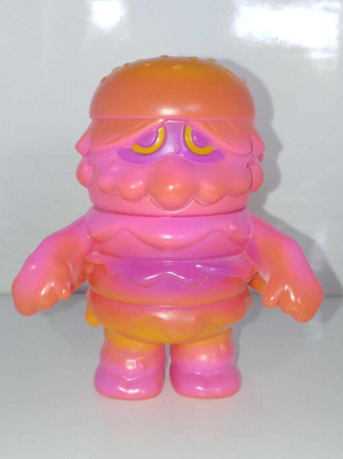 Arbito x Super7 Patty Power sofubi kaiju Japan vinyl designer toy