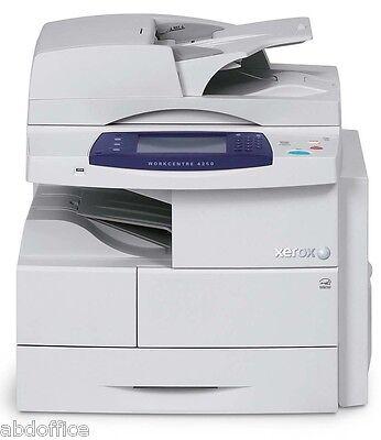 Xerox WorkCentre 4250/X A4 Mono Laser Copier Printer Scanner Fax MFP Less  150K 95205751437   eBay