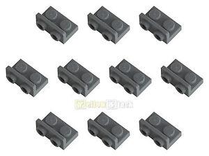 10x LEGO ® 99780 1x2 Angle Convertisseur inverse NEUF-Gris Foncé Neuf Bracket  </span>