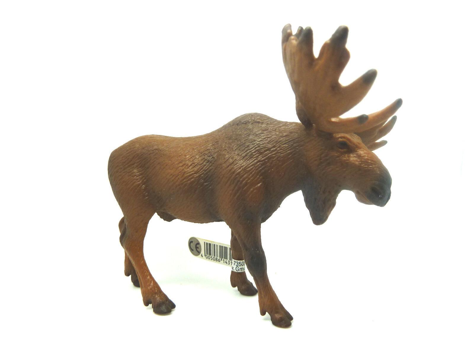 T2) Schleich 14310 alce schleichtier schleichtiere bosque bosque bosque animales rar fe6a08