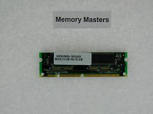 Mem2600-16u24d 8 Mo Approved Drachme Mémoire Pour Cisco 2600 Séries