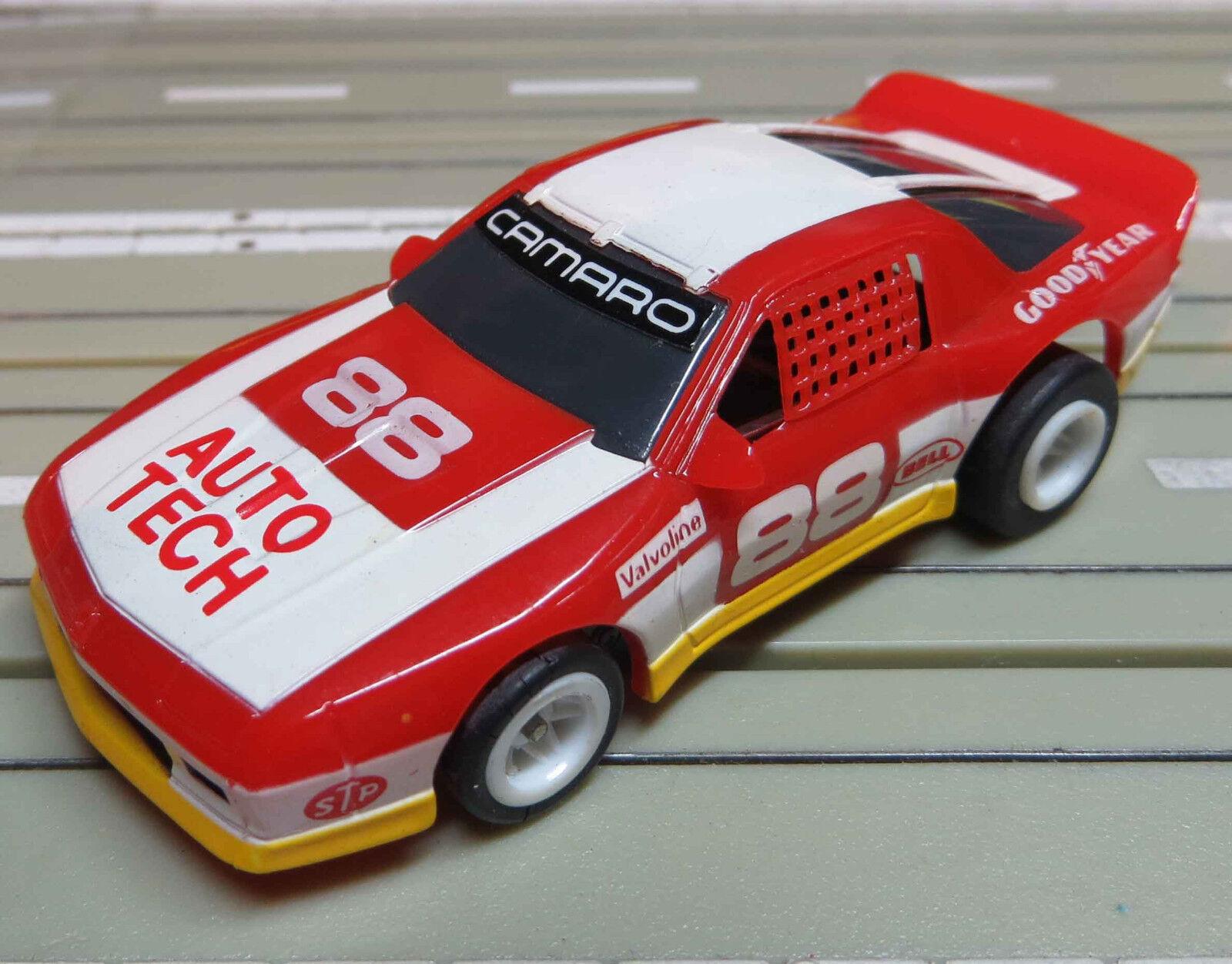 Für H0 Slotcar Racing Modellbahn -- Camaro mit Tomy Motor,  2 neue Hinterreifen    ein guter Ruf in der Welt