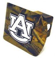 Auburn Tigers Camo Hitch Cover