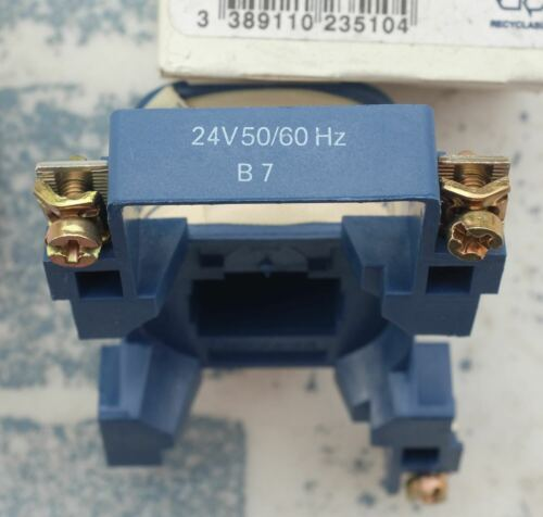 Lot de 2 Telemecanique LX1D2B7 023510 bobine 24V 50//60Hz