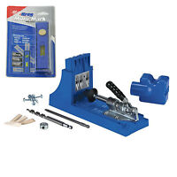 Kreg Jig K4 Pocket Hole Joint Starter Tool Kit With Marking And Measuring Tool on sale