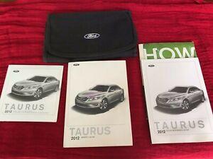 ford taurus owners manual ebay