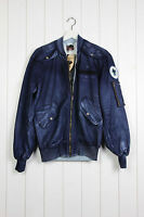 NEW VIVIENNE WESTWOOD ANGLOMANIA X LEE FLIGHT BOMBER AVIATOR JACKET S/M/L/XL