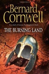 The-Burning-Land-The-Last-Kingdom-Series-Book-by-Cornwell-Bernard-Hardback