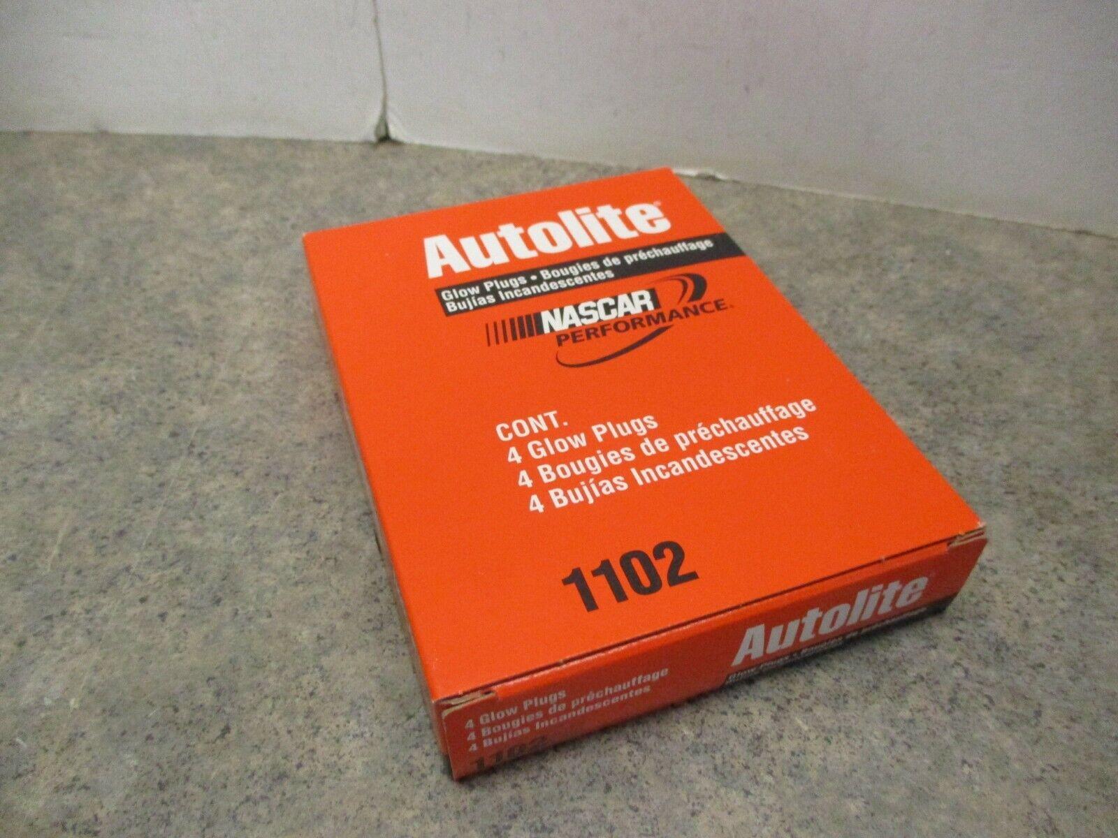 Autolite 1102 Glow Plug Pack of 1