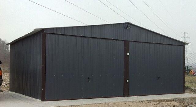 Fertiggarage 6x6m garagen und hallen collection on ebay