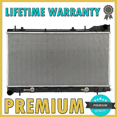 Brand New Premium Radiator for 2004-2005 Subaru Forester 2.5 H4 Turbo EJ255
