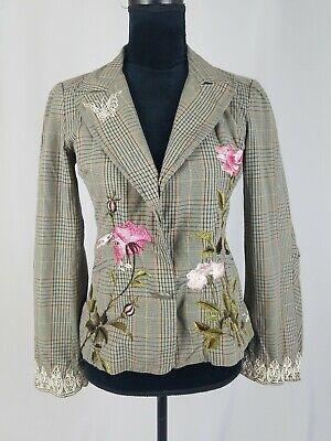 3J Workshop by Johnny Was Womens Full Length Kimono Jacket