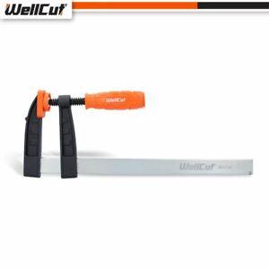 Heavy-Duty-Quick-Slide-travail-du-bois-f-Bar-Clamp-80X250-effort-de-serrage-200-kg