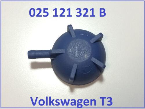 1.6 TD 1.7 D 1.9 Deckel Kühlwasserbehälter VW TRANSPORTER T3 Kasten 1.6 D