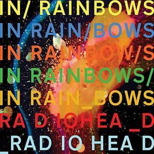 Radiohead-In-Rainbows-180gram-Vinyl-LP-NEW-amp-SEALED