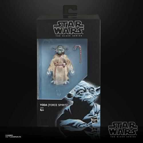 Star Wars Black Series Yoda Force Spirit NEUF