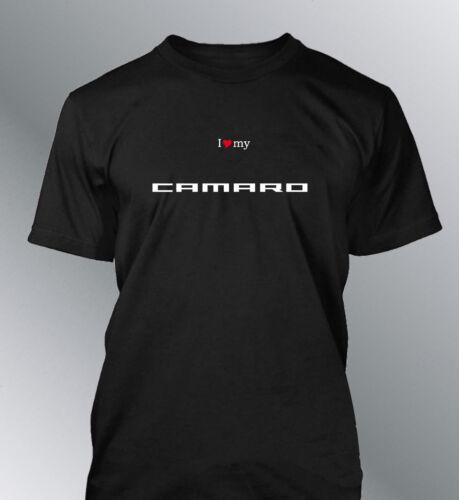 T-Shirt Passt Camaro S M L XL XXL Herren Z28 Ss Zl1 Muskel Car