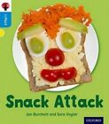 Oxford Reading Tree Infact: Oxford Level 3: Snack Attack by Jan Burchett, Sara Vogler (Paperback, 2016)