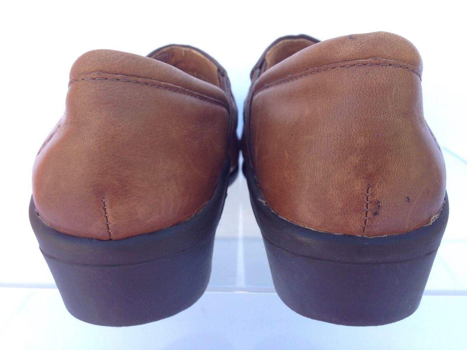 Ariat marrón cuero Paddock Zuecos Zapatos para Mocasines para Zapatos mujeres 1ce13a