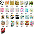 Hot Alva Minky washable reusable Baby Cloth Diaper & Inserts U Pick Lot A0