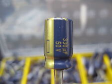Panasonic Fc Series Radial Electrolytic Capacitors 50v 330uf 5 Pieces