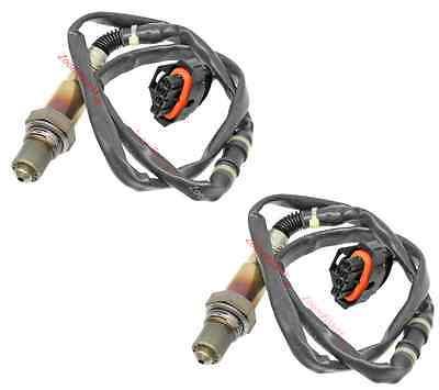 For Porsche 911 Boxster Cayman Set of Left /& Right Oxygen Sensors OEM BOSCH