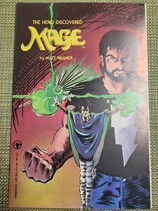 Mage #1 FN 1984 Comico Comic Matt Wagner