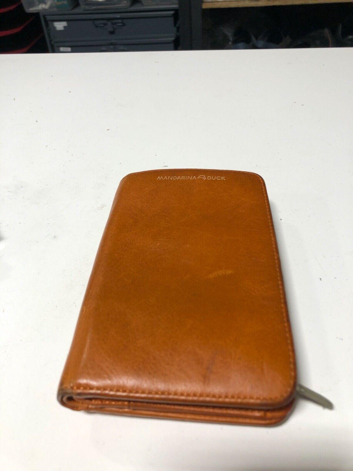 Mandarina Duck Ladies' Leather Wallet.