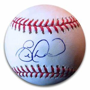 Eric-Davis-Signed-Autographed-Baseball-Dodgers-Cincinnati-Reds-w-COA