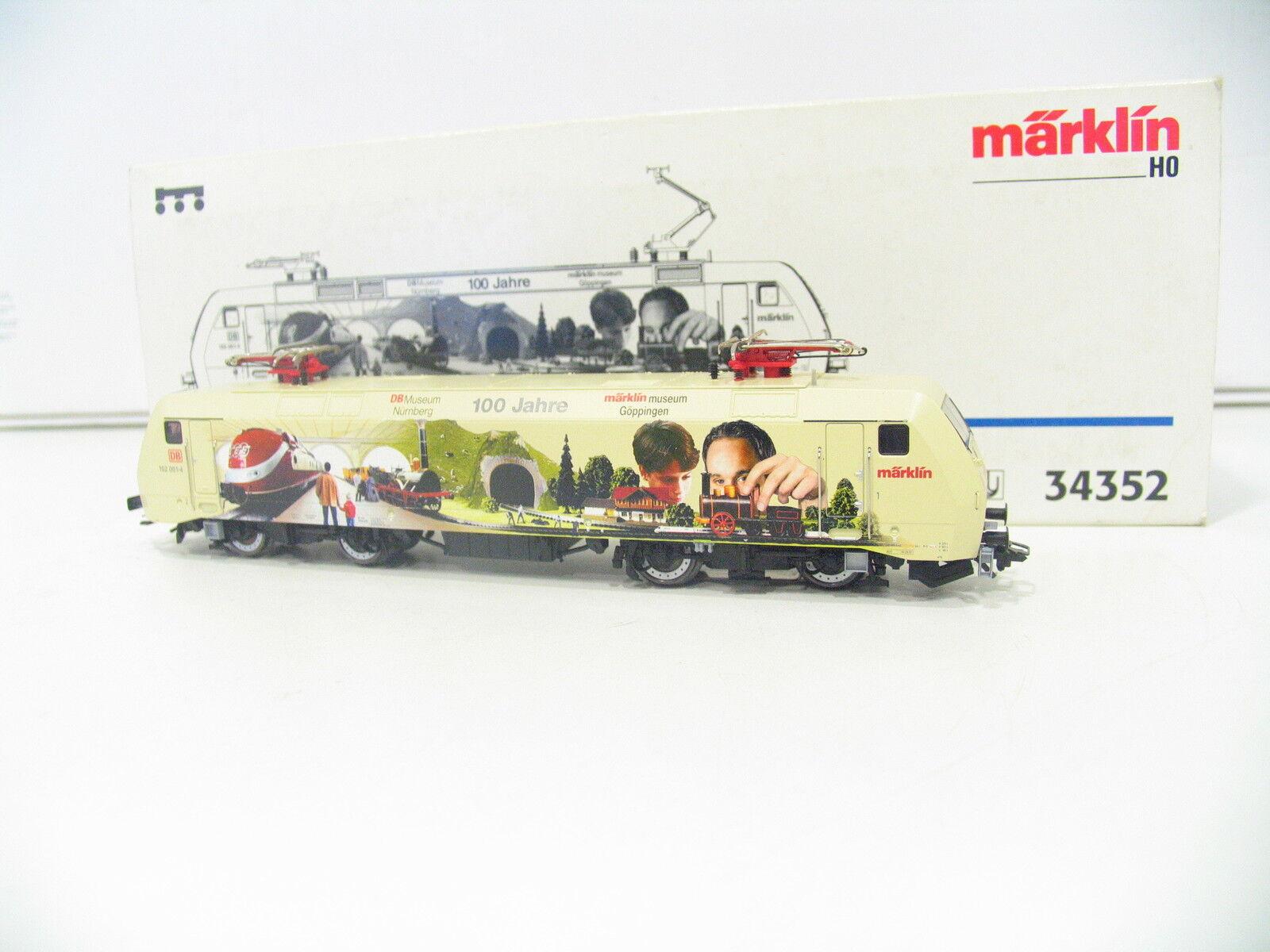 34352 E-Lok BR 152 100 Anni Museo DELTA jl428