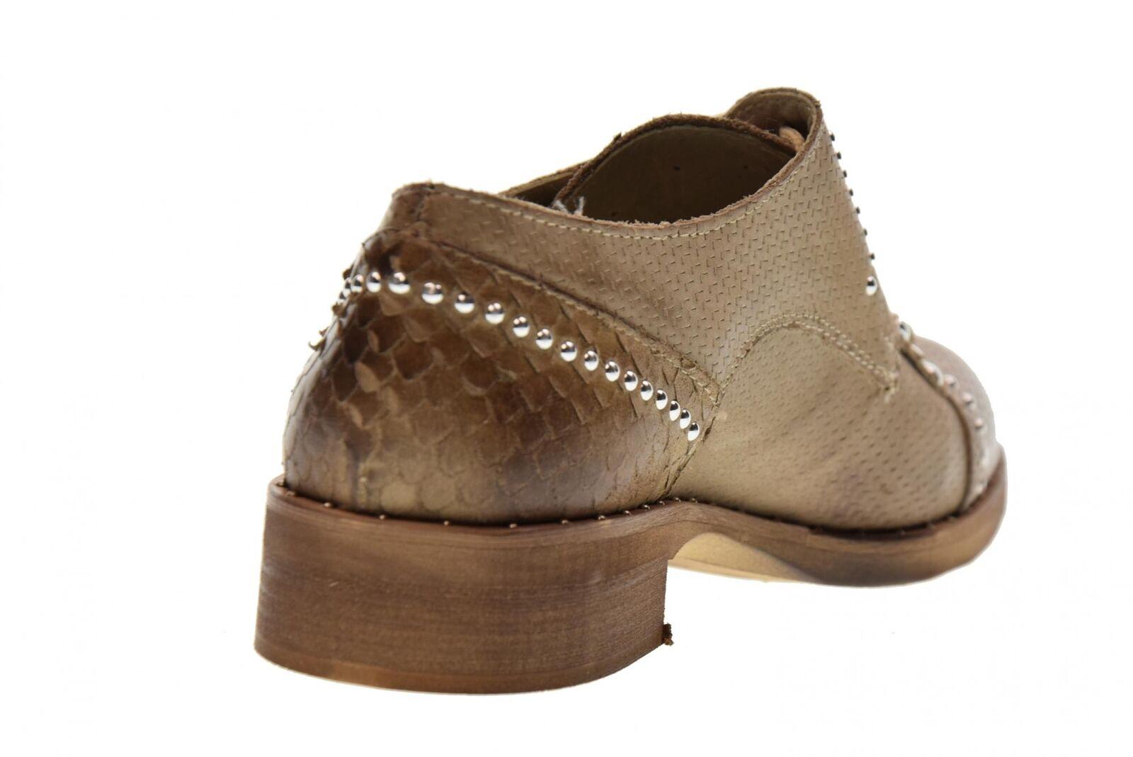 Erman's los chaussures de las femmeses clásicas 126 126 126 BEIGE P18s 19977d