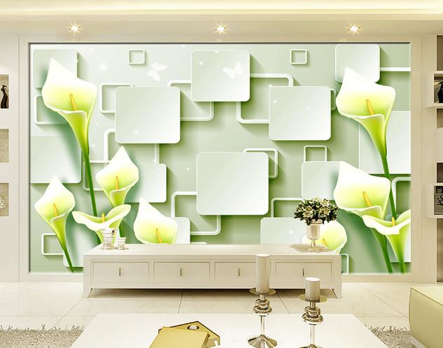 3D Popular Series 862 Wall Paper Murals Wall Print Wall Wallpaper Mural AU Kyra