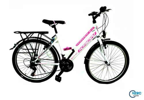 "28/"" Zoll Damenfahrrad Mädchenfahrrad Fahrrad Shimano City Bike Bike Rad NEU"