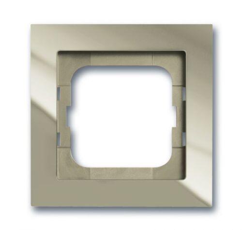 B+J Busch-axcent® Rahmen 1-fach maison-beige 1721-299