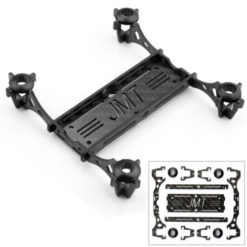 Mini 100mm Carbon Fiber Frame w// Motor Mount Protector for DIY Indoor FPV Drone