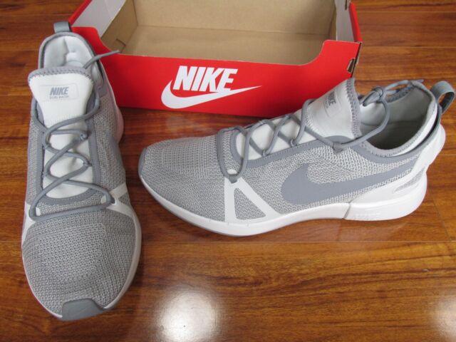 Nike Duel Racer Running Shoes Mens 13 Pale Grey dust bone 918228 004 ... aead27235