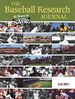 Baseball Research Journal (BRJ): Volume 40: No. 2 by Society For American Baseball Research (SABR) (Paperback, 2011)