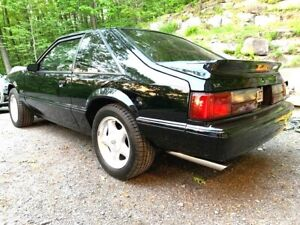 1992 Ford Mustang lx hatch