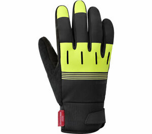 Shimano-Windstopper-R-Thermal-Reflective-Gloves-Winter-Fahrradhandschuhe
