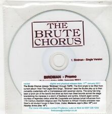 (GX755) The Brute Chorus, Birdman - 2011 DJ CD