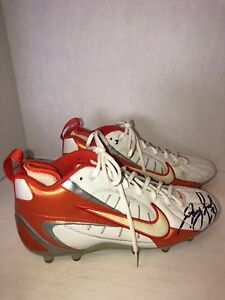 c440024287c8 Image is loading Miami-Dolphins-Jay-Feely-Game-Worn-Used-Cleats-