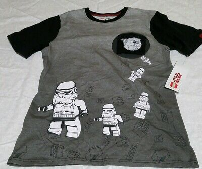 Youth Star Wars Elite Trooper Shirt New M