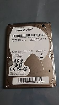 "Samsung M9T ST2000LM003 2TB 2.5"" SATA 3 PS4/MAC/Laptop HDD with PS4 Install Info"