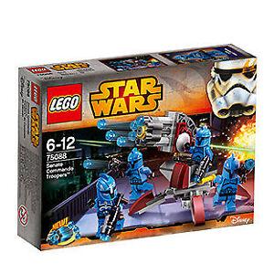 LEGO-75088-Star-Wars-Senate-Commando-Troopers-Neu-new-OVP-misb-Shooter-Blaster