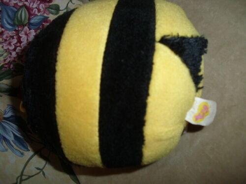 "5/"" TY BEANIE BABIES BALLZ BALLS NHT KITTY MICKEY BEE CHIPMUNKS BUNNY MINNIE SOCK"