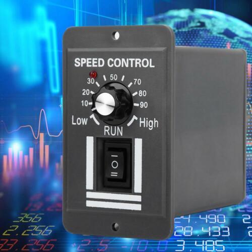 Rückwärtsdrehzahlregler Elektromotor Drehzahlregler für Bürstenmotor Vorwärts-